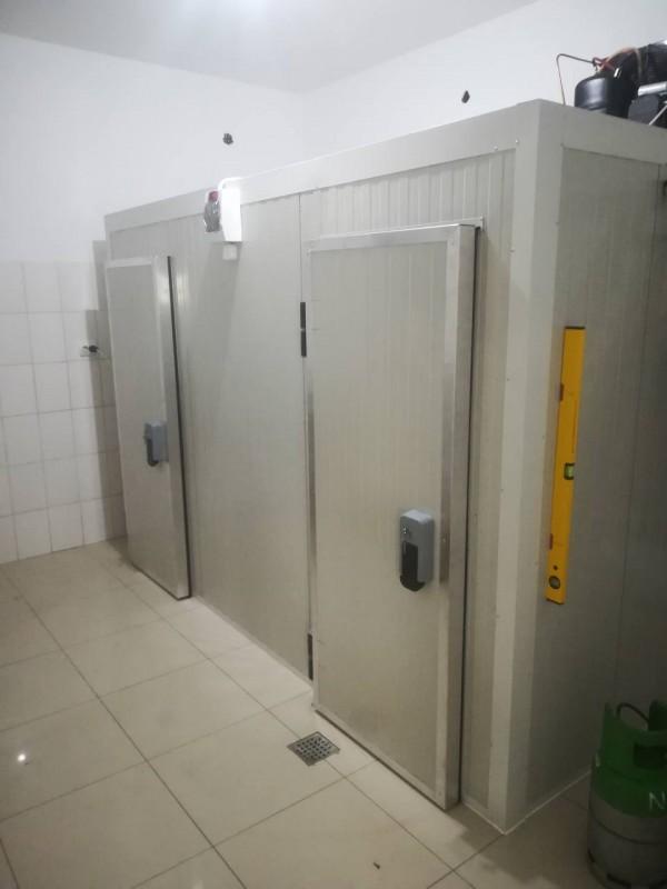 Camera frigorifica refrigerare dubla 4m/2m/2.10m